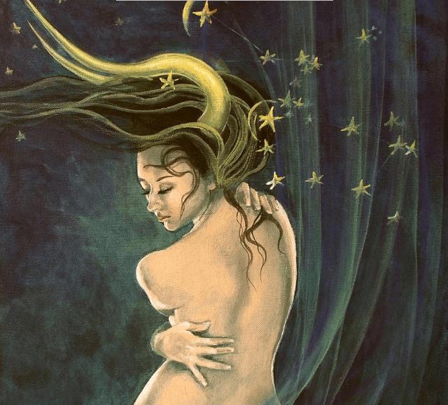 Эстетичная женщина-Телец