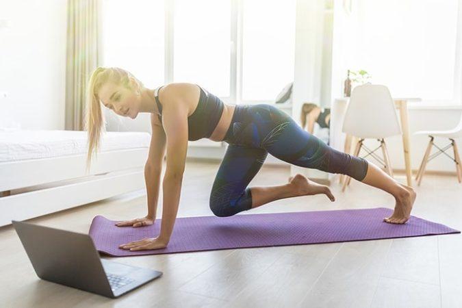 онлайн тренировки по фитнесу
