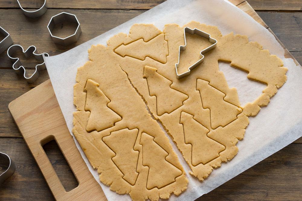 формы для имбирного печенья