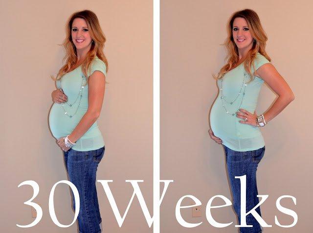 30 недель