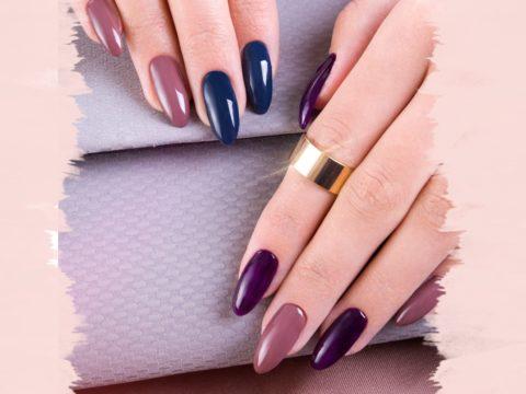 гибридные лаки для ногтей