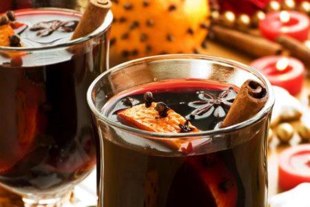 рецепт глинтвейна безалкогольного классический в домашних условиях