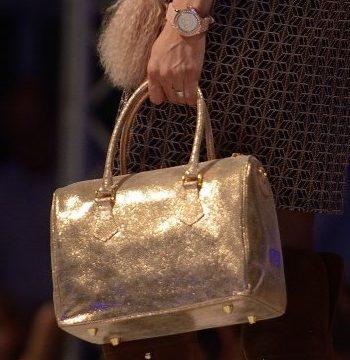сумки женские золотые