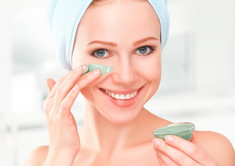 Гоммаж – особая маска с функцией глубокого очищения кожи