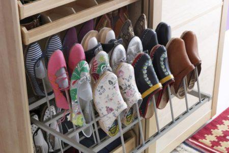 Где хранить обувь? 42 фотоидеи хранения обуви Pani