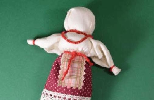 Как сшить куклу-желанницу 42