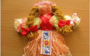 Украшения для куклы Желанницы