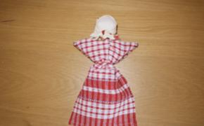 Платье для куклы Желанницы