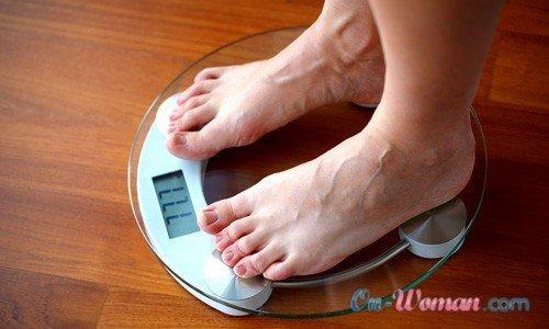 Идеальный вес при росте