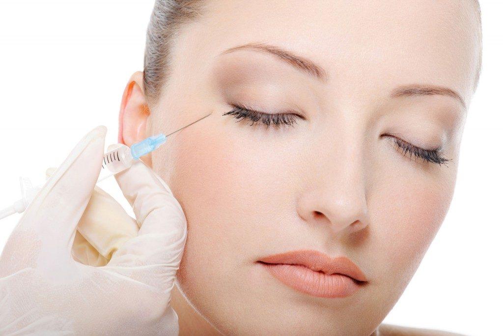 Инъекции для устранения мешков под глазами