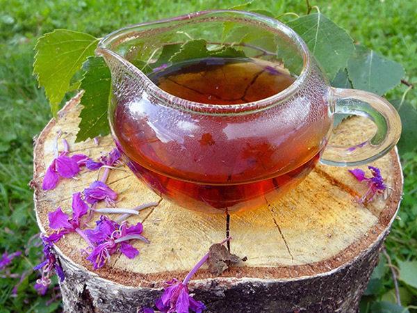 Настой иван-чая
