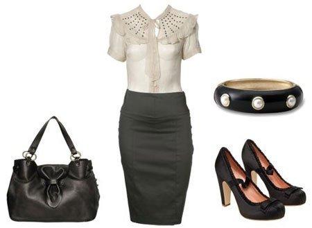 модная одежда для собеседования