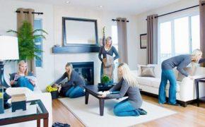 Как убрать квартиру после ремонта