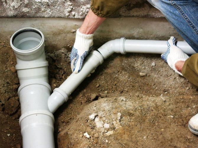 трос сантехнический для очистки труб