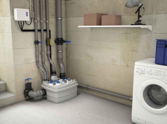способы ремонта канализации в доме
