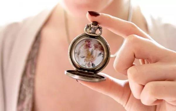Карманные часы талисман
