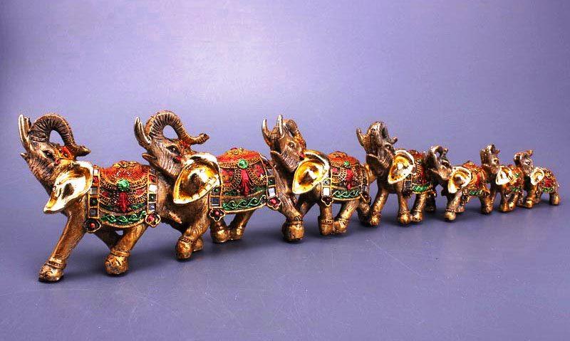 Китайские слоны