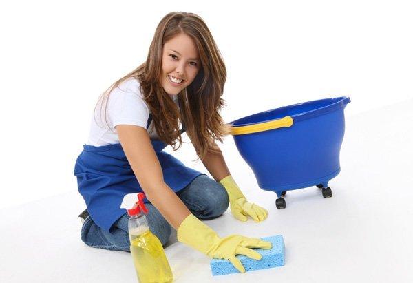 специалисты по уборке