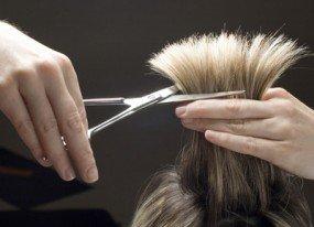 Стричь волосы перед дорогой