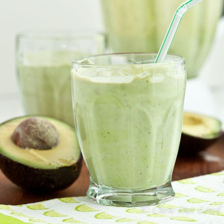 Коктейль из авокадо