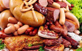 Копчёности и колбасы