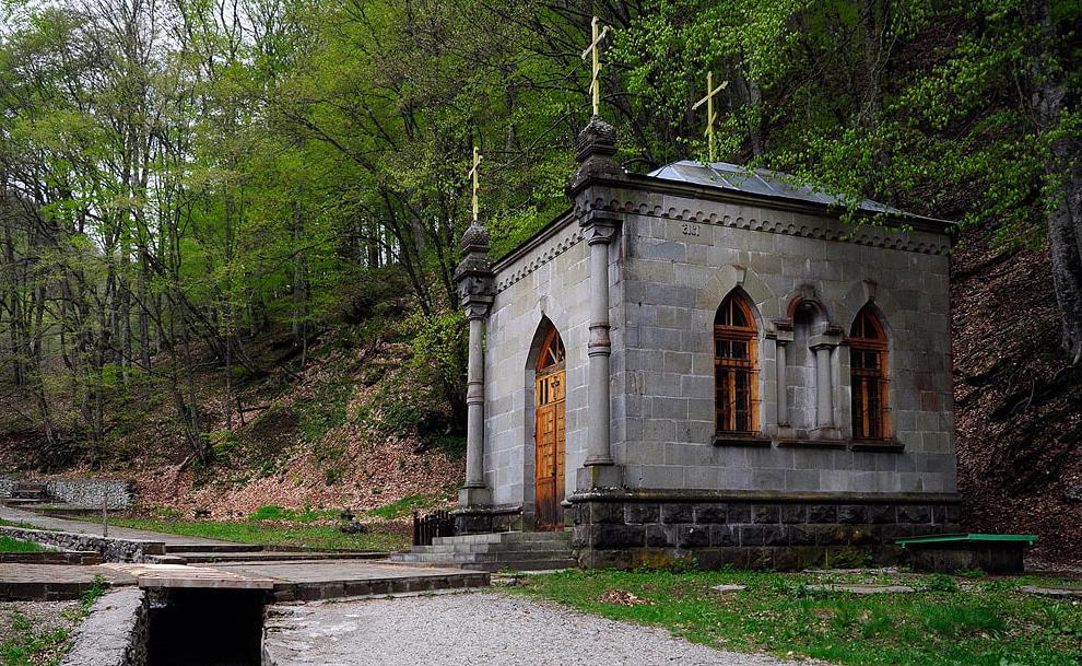 Космо-Дамиановский монастырь