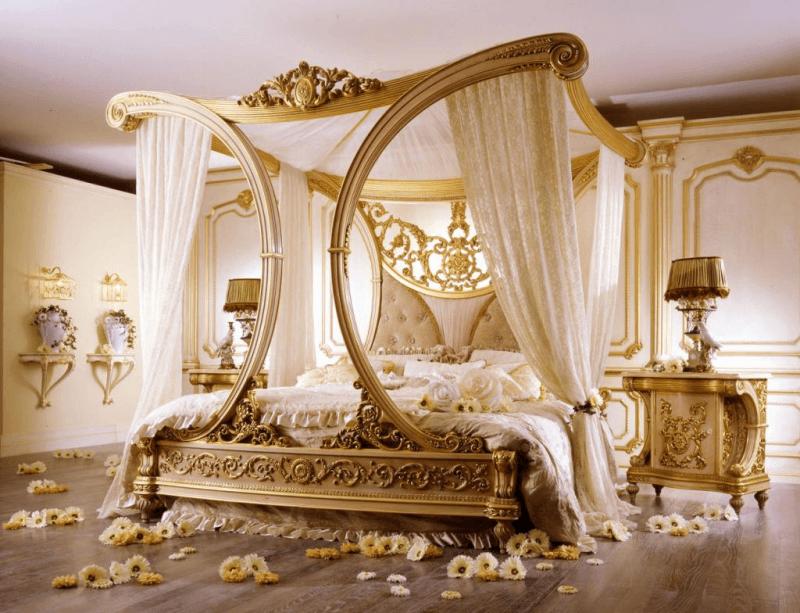 Сонник большая кровать к чему снится большая кровать во сне