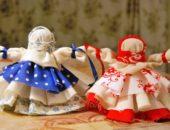 кукла колокольчик