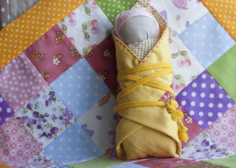 Кукла-оберег Пеленашка