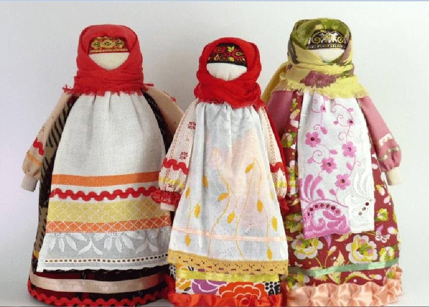 Куколки Берегини