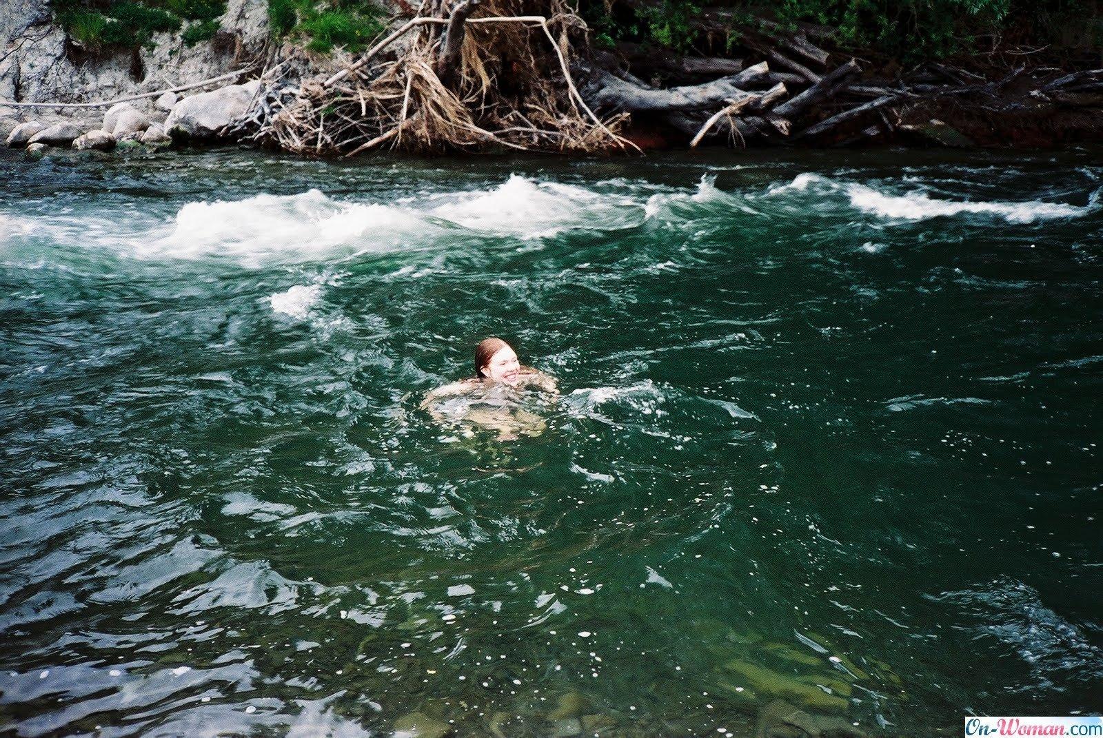 С женой на реке фото 28 фотография