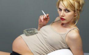 курить во время беременности