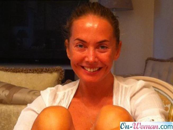 Жанна фриске без косметики