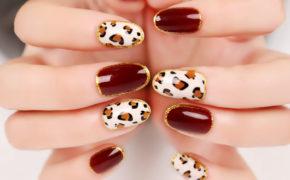 Леопардовое наращивание
