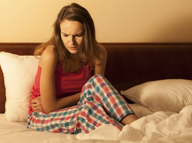 менструальный цикл и желание у женщин