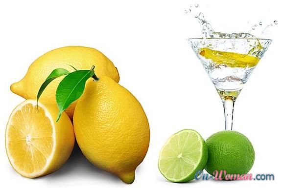пить воду с лимоном вкуснее