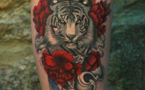Ловец снов с тигром