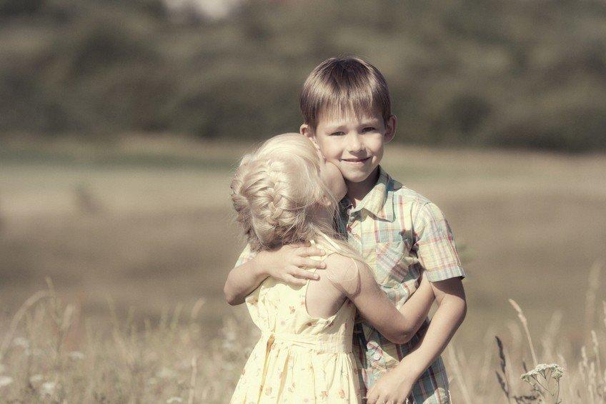 Картинка о любви к брату