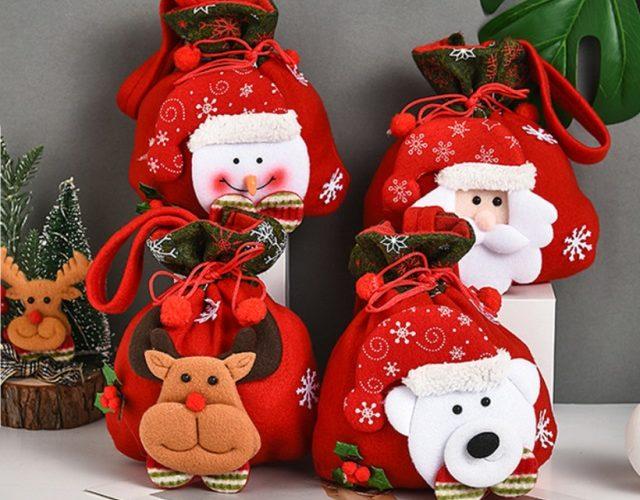 магазин сладких новогодних подарков