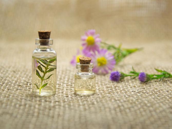 магазине парфюмерии