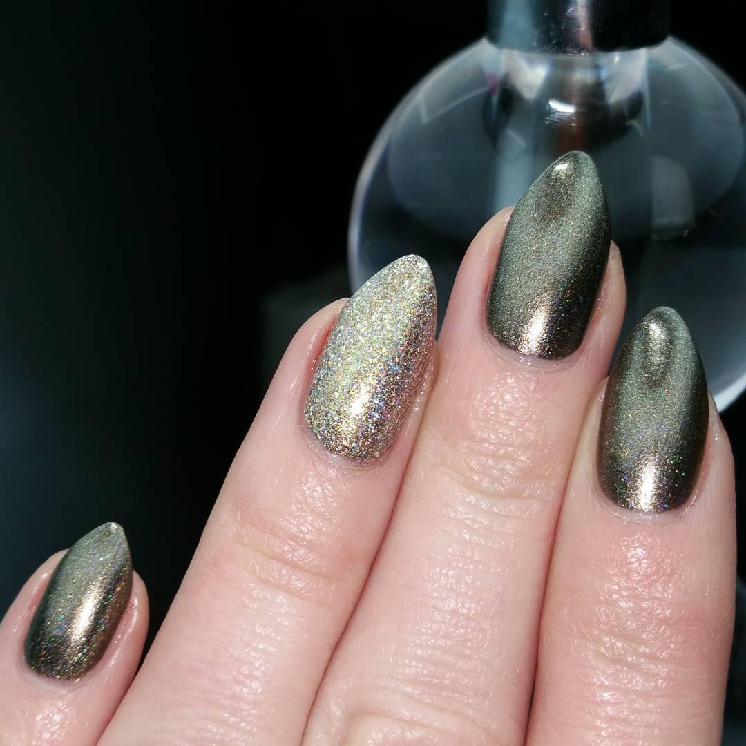 Ногти ярких цветов 137