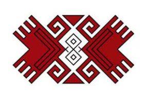 Марийский символ бабочки