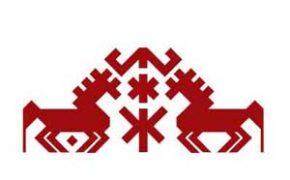Марийский символ лошади