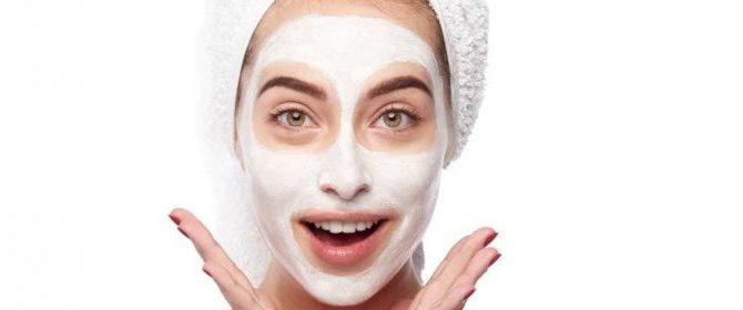 очищающая маска для лица