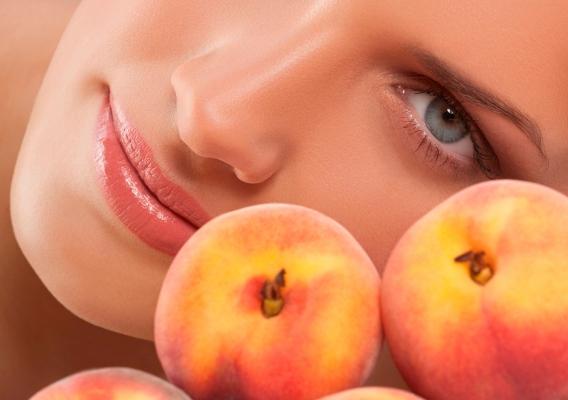 Масло персика от морщин