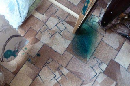 Зелёнка для окраски стен гидроизоляция мапей мапеластик цена
