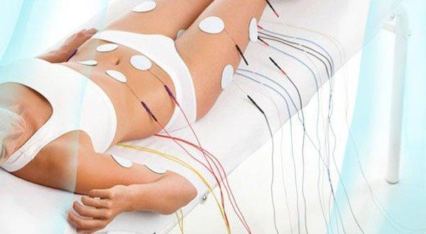 Миостимуляция тела и живота