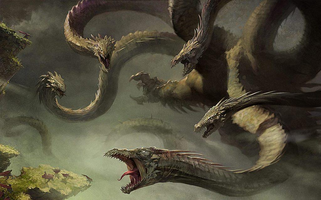Многоголовый дракон