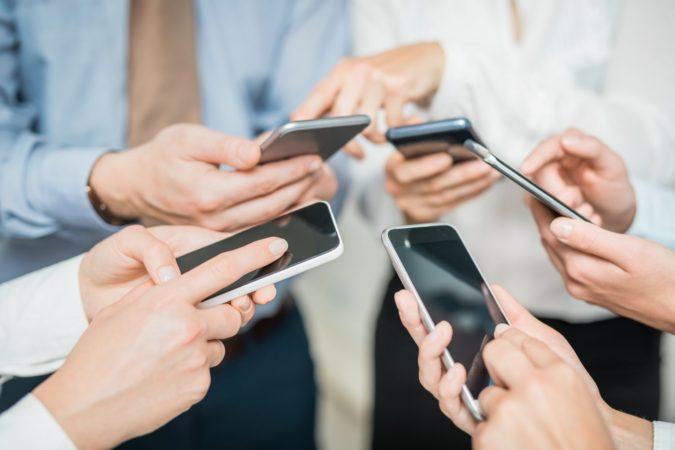 Госуслуги в мобильном приложении