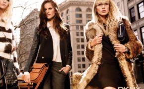 Модная меховая одежда